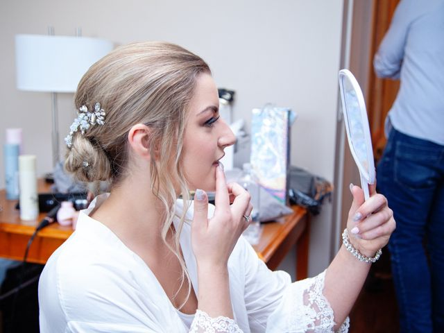 Kurtis and Danielle's wedding in Leduc, Alberta 4
