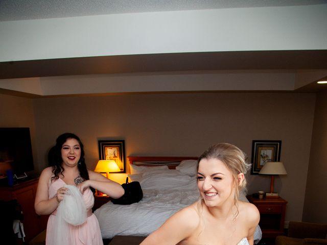 Kurtis and Danielle's wedding in Leduc, Alberta 25