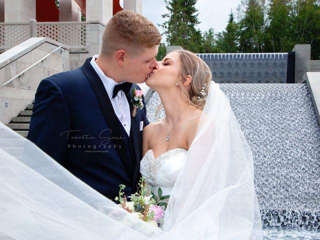 Kurtis and Danielle's wedding in Leduc, Alberta 33
