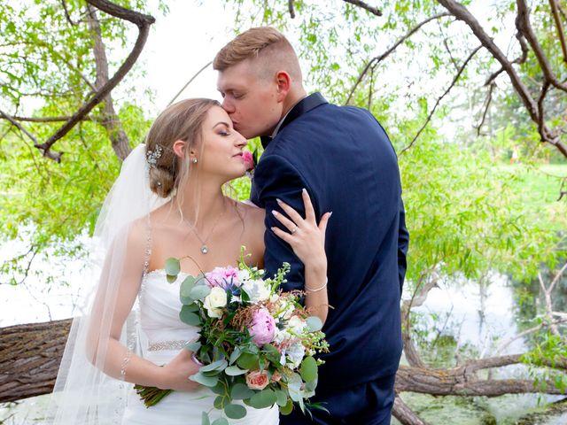 Kurtis and Danielle's wedding in Leduc, Alberta 2