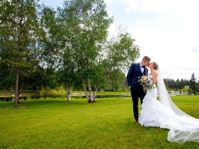 Kurtis and Danielle's wedding in Leduc, Alberta 38
