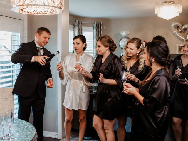 Mike and Klaudia's wedding in Richmond Hill, Ontario 24