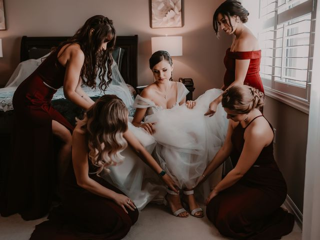 Mike and Klaudia's wedding in Richmond Hill, Ontario 29