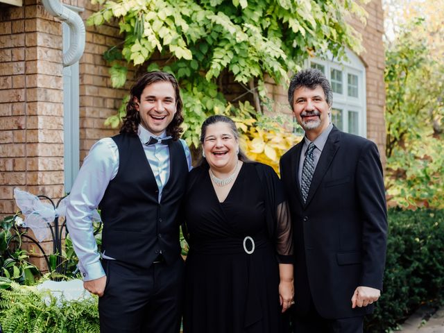 Mike and Klaudia's wedding in Richmond Hill, Ontario 35