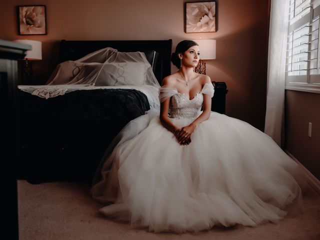 Mike and Klaudia's wedding in Richmond Hill, Ontario 36