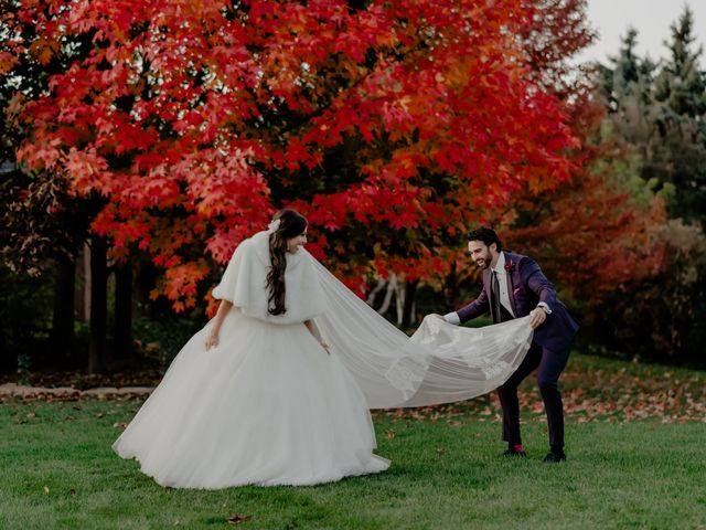 Mike and Klaudia's wedding in Richmond Hill, Ontario 48