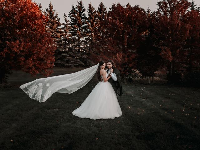 Mike and Klaudia's wedding in Richmond Hill, Ontario 54