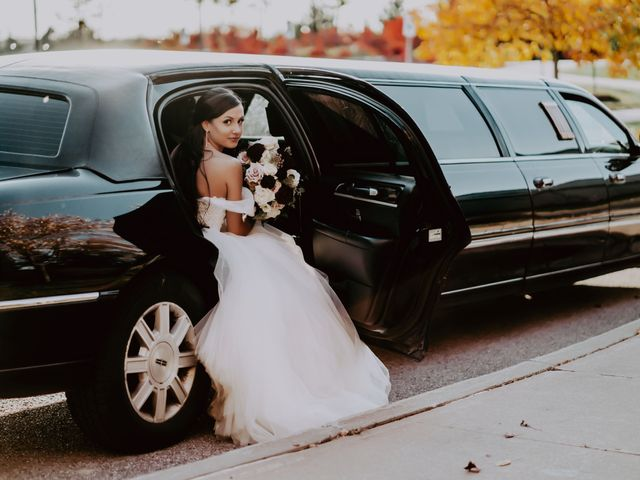 Mike and Klaudia's wedding in Richmond Hill, Ontario 52