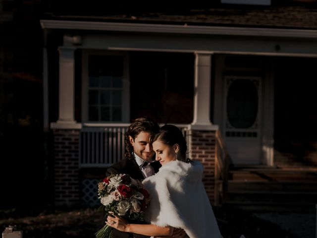 Mike and Klaudia's wedding in Richmond Hill, Ontario 56