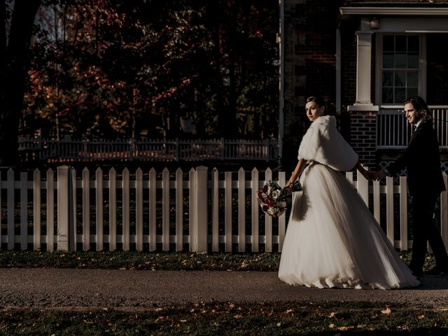 Mike and Klaudia's wedding in Richmond Hill, Ontario 58