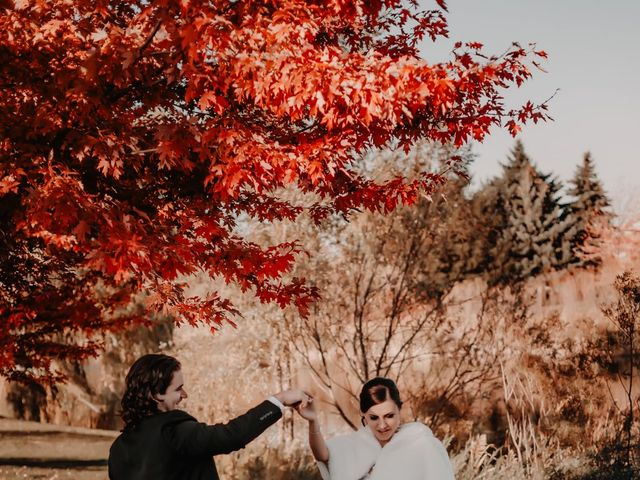 Mike and Klaudia's wedding in Richmond Hill, Ontario 72