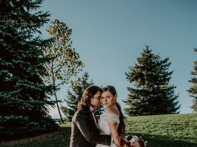 Mike and Klaudia's wedding in Richmond Hill, Ontario 73