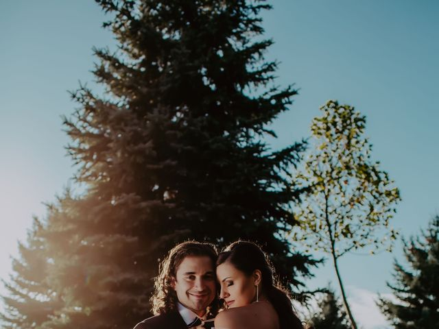 Mike and Klaudia's wedding in Richmond Hill, Ontario 74