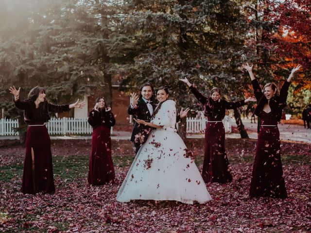 Mike and Klaudia's wedding in Richmond Hill, Ontario 2