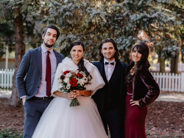 Mike and Klaudia's wedding in Richmond Hill, Ontario 77
