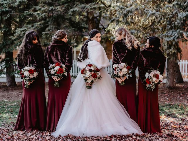Mike and Klaudia's wedding in Richmond Hill, Ontario 84