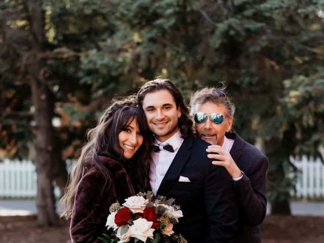 Mike and Klaudia's wedding in Richmond Hill, Ontario 87
