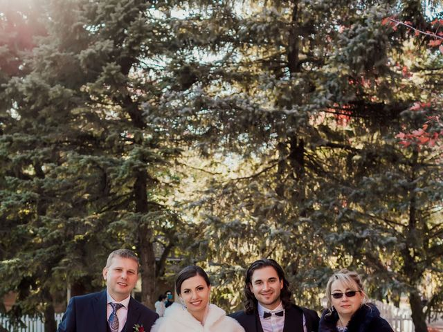 Mike and Klaudia's wedding in Richmond Hill, Ontario 95
