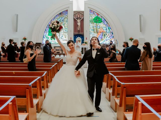 Mike and Klaudia's wedding in Richmond Hill, Ontario 122