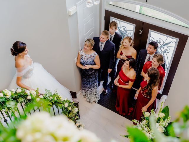 Mike and Klaudia's wedding in Richmond Hill, Ontario 39
