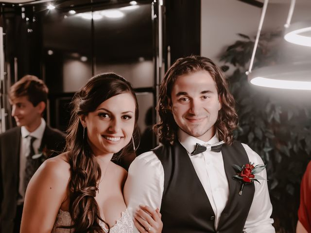 Mike and Klaudia's wedding in Richmond Hill, Ontario 125