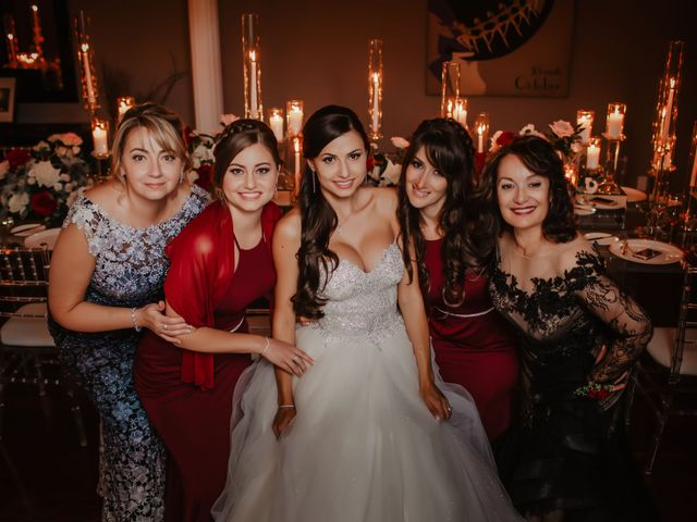 Mike and Klaudia's wedding in Richmond Hill, Ontario 132