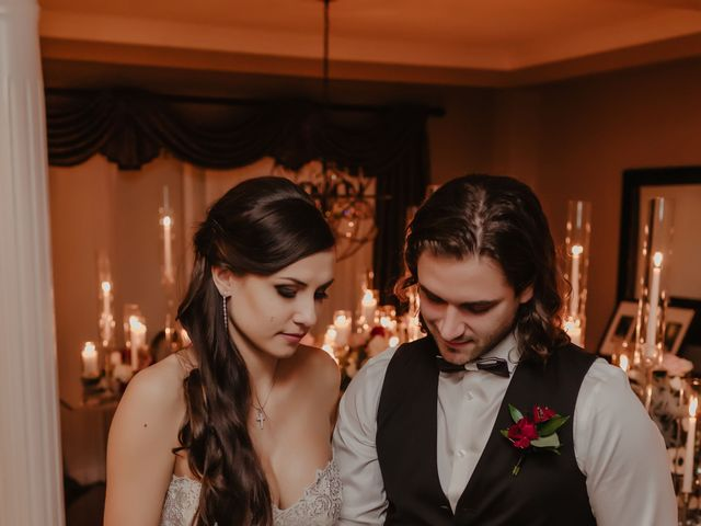 Mike and Klaudia's wedding in Richmond Hill, Ontario 137