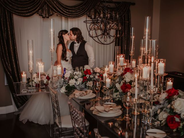 Mike and Klaudia's wedding in Richmond Hill, Ontario 143