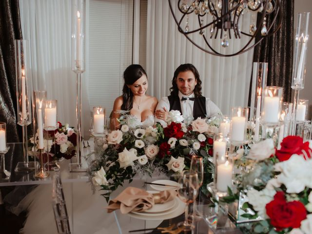 Mike and Klaudia's wedding in Richmond Hill, Ontario 145