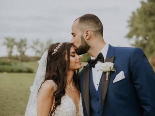 The wedding of Karl and Joy 1