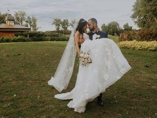 The wedding of Karl and Joy 3