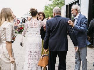 The wedding of Katya and Lee 2