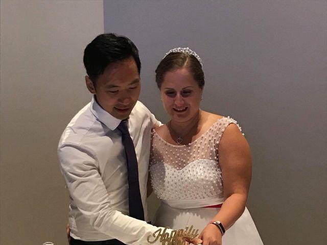 Rob and Amanda 's wedding in Edmonton, Alberta 5