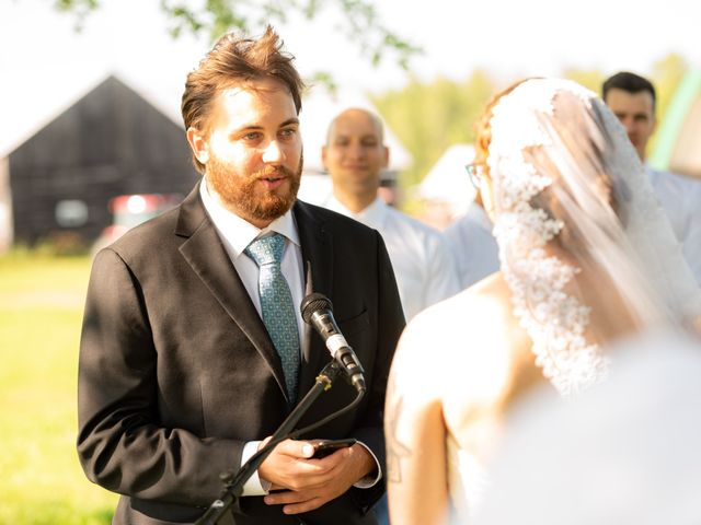 Eric and Kendall's wedding in Oxford Station, Ontario 44