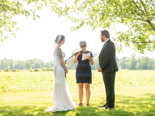 Eric and Kendall's wedding in Oxford Station, Ontario 51