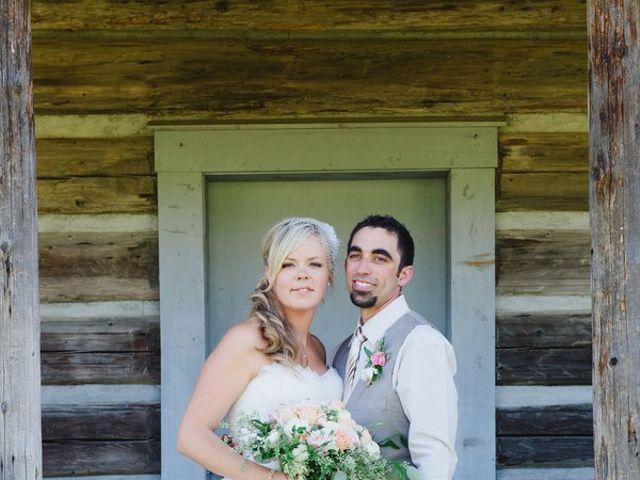 Ryan and Salena's wedding in Terrace, British Columbia 36