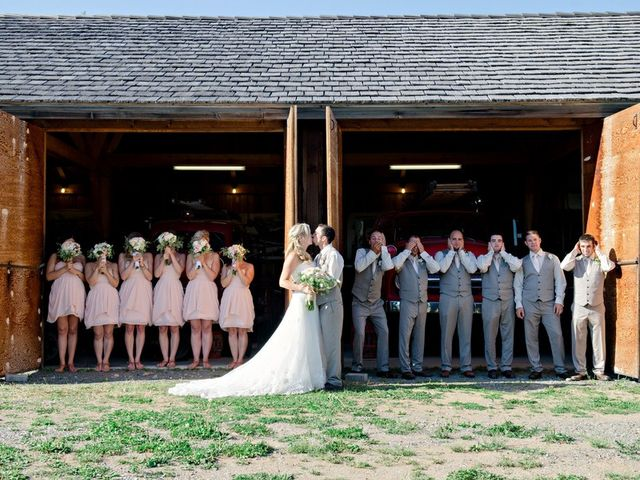 Ryan and Salena's wedding in Terrace, British Columbia 37