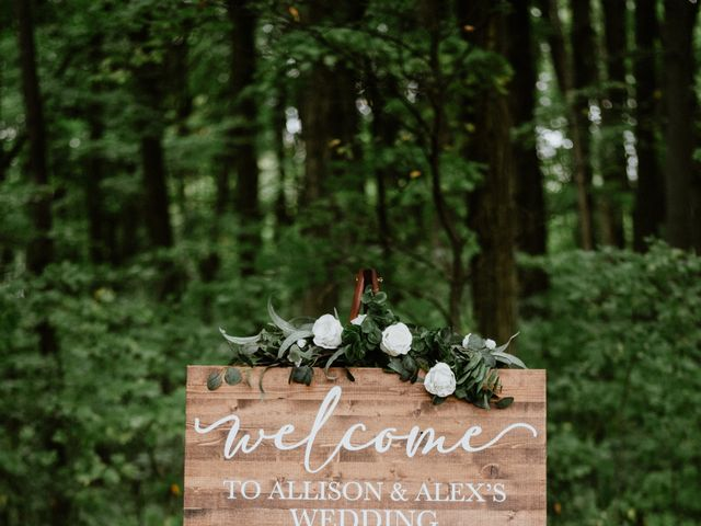 Alex and Allison's wedding in Barrie, Ontario 21