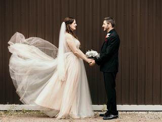 The wedding of Alicia and Johnathan