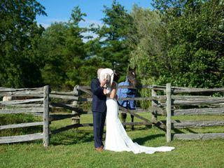 The wedding of Christine and Greg 1