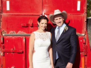 The wedding of Christine and Greg 3