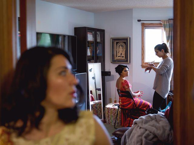 Rubin and Hem's wedding in Edmonton, Alberta 32