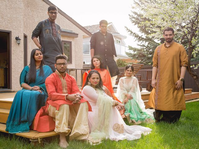 Rubin and Hem's wedding in Edmonton, Alberta 38