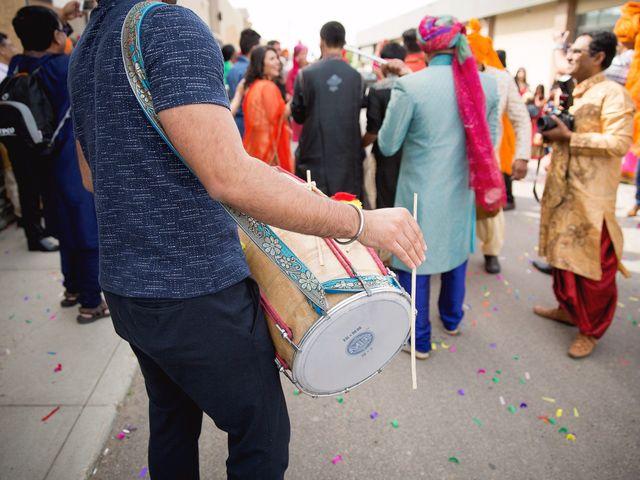 Rubin and Hem's wedding in Edmonton, Alberta 58