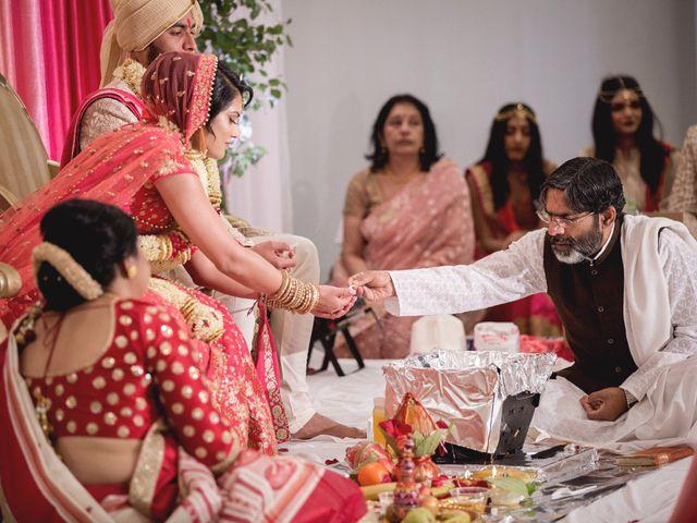 Rubin and Hem's wedding in Edmonton, Alberta 84