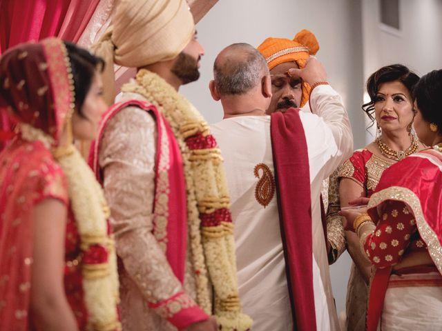Rubin and Hem's wedding in Edmonton, Alberta 86