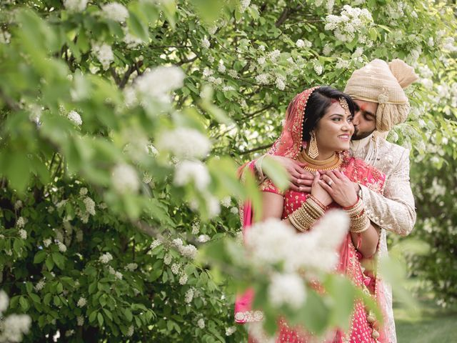 Rubin and Hem's wedding in Edmonton, Alberta 108