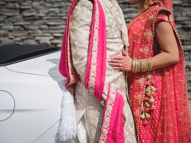 Rubin and Hem's wedding in Edmonton, Alberta 113