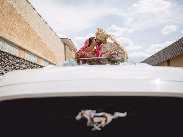 Rubin and Hem's wedding in Edmonton, Alberta 117