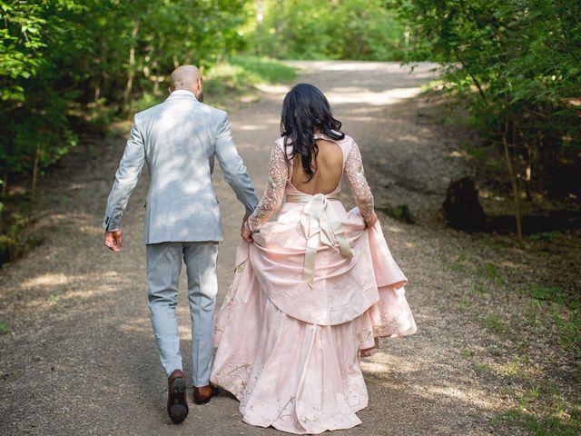 Rubin and Hem's wedding in Edmonton, Alberta 123